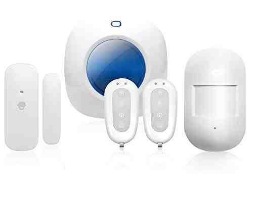 Smanos S105 – Sistema de alarma de luz estroboscópica