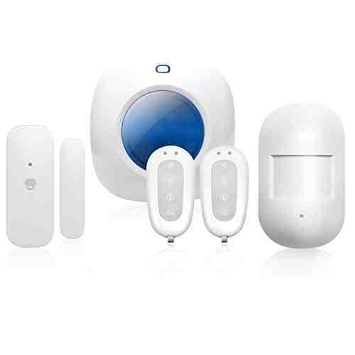 Smanos S105 - Sistema de alarma de luz estroboscópica
