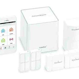 iHealth ISA3G - Sistema de seguridad para el hogar, color blanco