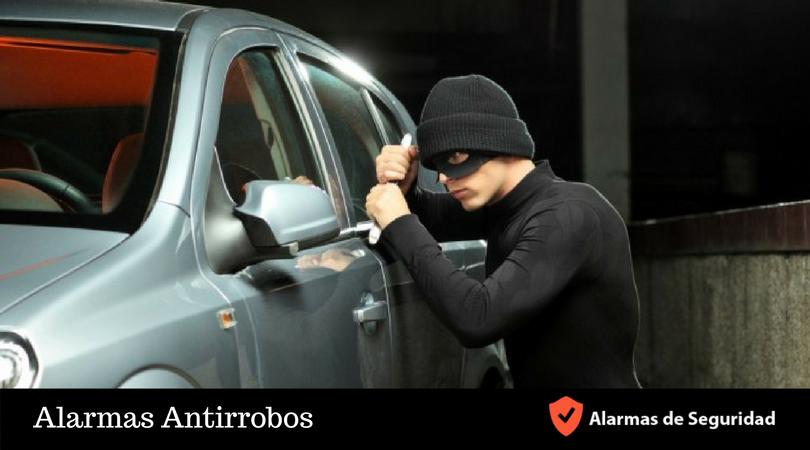Alarmas Antirrobo