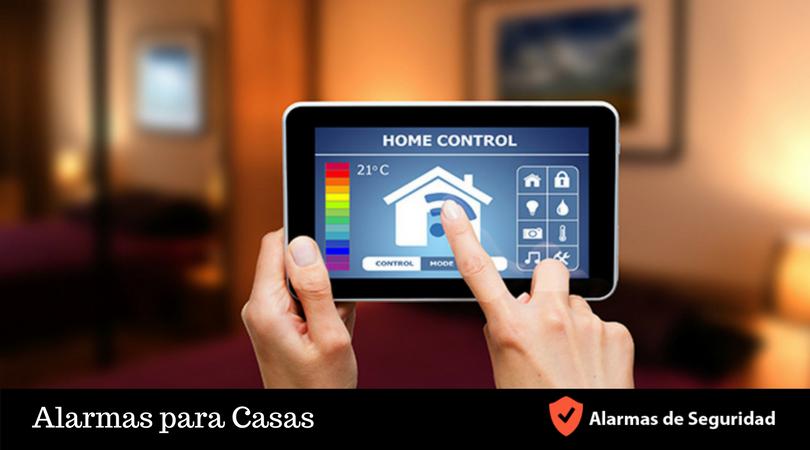 Alarmas para casas