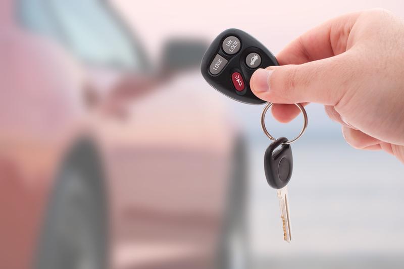 Alarmas de seguridad para coches
