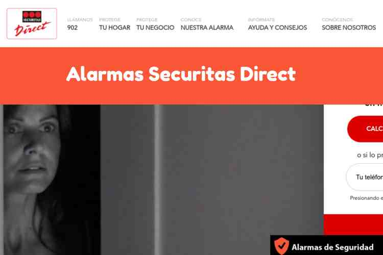 Empresa de Seguridad Securitas Direct