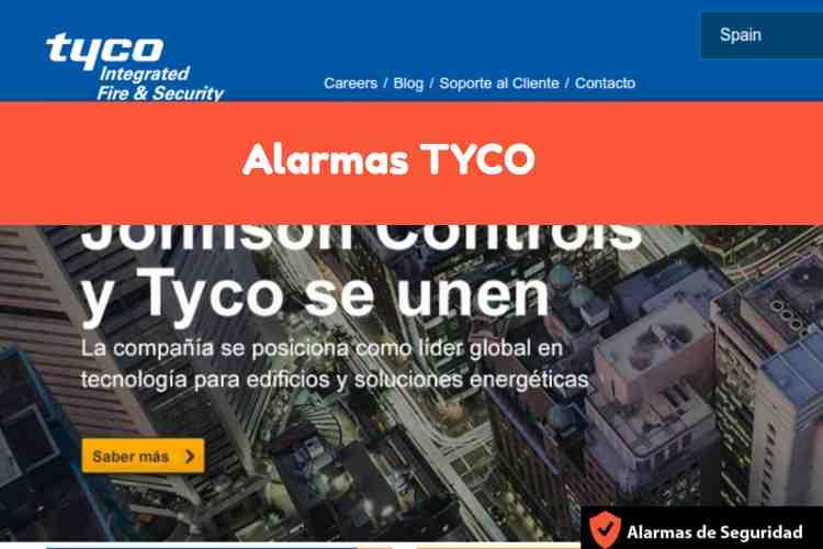 Empresa de Seguridad Tyco