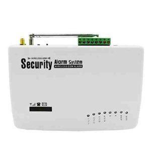 Gosear Anti Robo GSM Sistema de Alarma de Seguridad para Oficina Hogar Almacén Banco Empresa